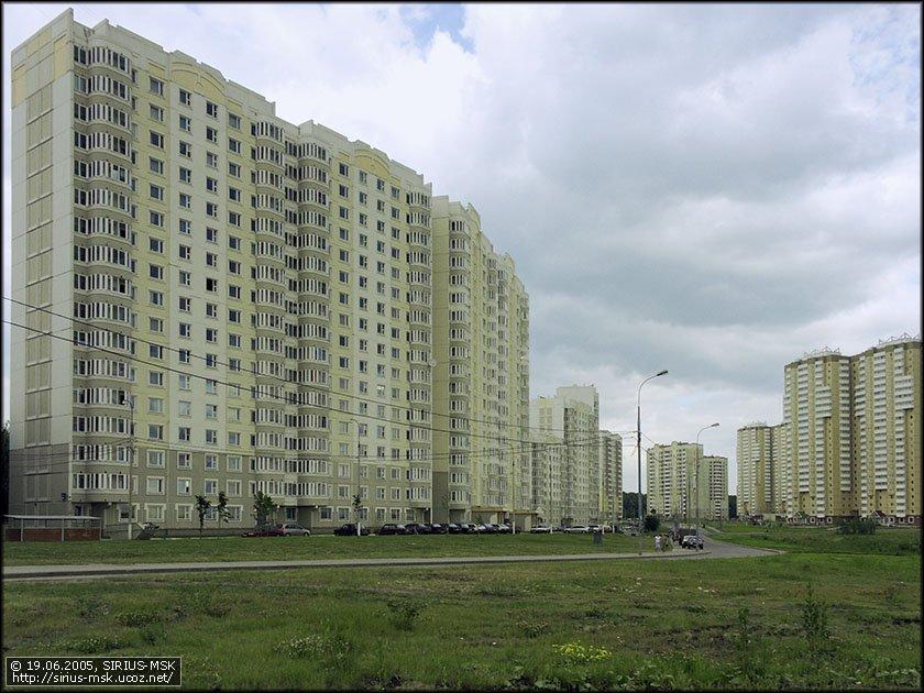 Микрорайон 6«Г» Загорья - 19.06.2005