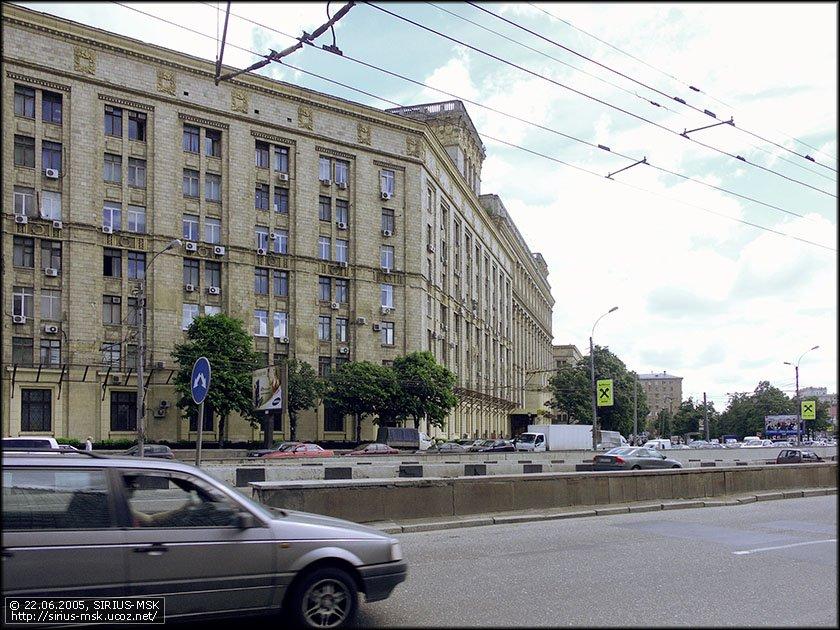 Ленинградское шоссе - 22.06.2005