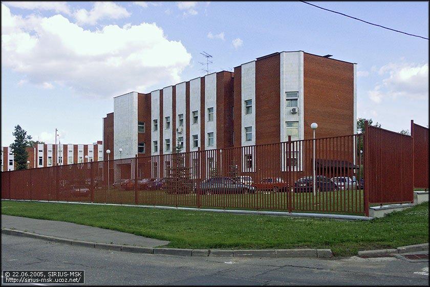 ВМО «Бирюлёво Восточное» - 22.06.2005