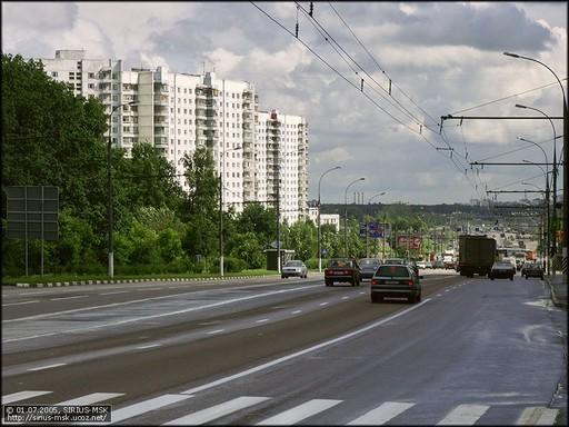 ВМО «Бирюлёво Восточное» - 01.07.2005
