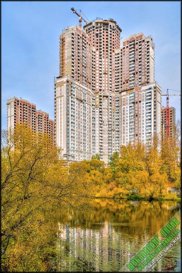 Бирюлёвские пруды - 04.10.2012